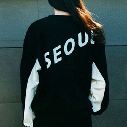 [VLADVLADES] ★SEOUL SWEAT SHIRTS★