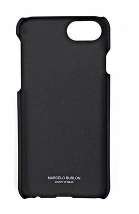 Marcelo Burlon スマホケース・テックアクセサリー Marcelo Burlon ★ LAMBORGHINI iPhone 7case (2)