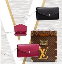 Louis Vuitton ルイヴィトン★素敵なエピレザー キーポーチ