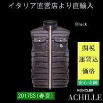 MONCLER(モンクレール) ダウンベスト 【2017SS(春夏)】Moncler Men's  ACHILLE  MMVN0071D