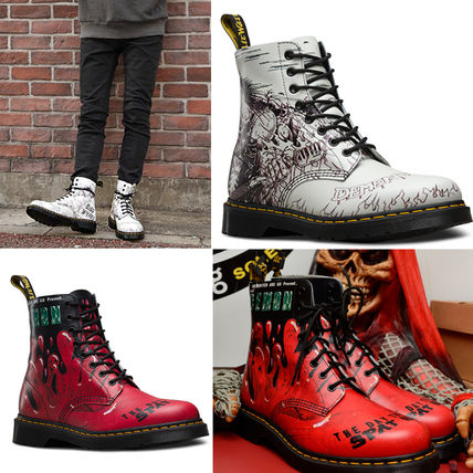 SALE Dr Martens DEMENTED ARE GO PASCAL