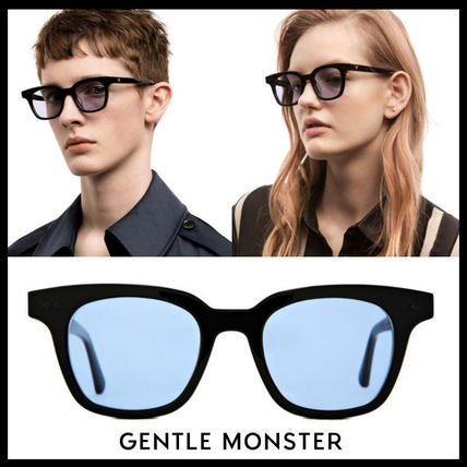 GENTLEMONSTER south side 01 blue sunglasses
