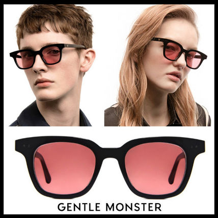 GENTLEMONSTER SOUTH SIDE 01 RED sunglasses