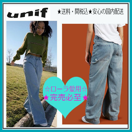 Laura UNIF sold out inevitable popular wide pants