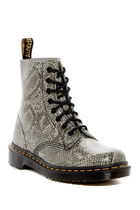Dr Martens(ドクターマーチン) ブーツその他 関税・送料込み Viper Snake Print Boot Dr. Martens