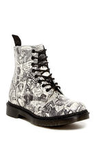 Dr Martens(ドクターマーチン) ブーツその他 関税・送料込み Pascal Printed Boot (Unisex) Dr. Martens
