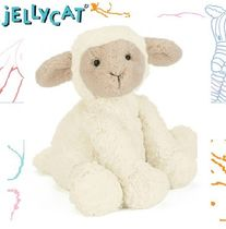 JELLYCAT(ジェリーキャット) おもちゃ・知育グッズその他 *JELLYCAT(ジェリーキャット)★TOYS☆FUDDLEWUDDLEラム*