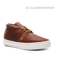 CLEAR WEATHER BRAND(クリアウェザー) スニーカー 関税込・国内即発 CLEAR WEATHER ONE O ONE レザースニーカー