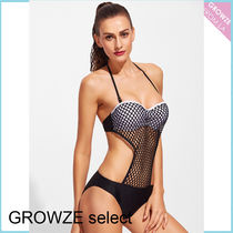 【GROWZEselect】2017SS新作!セクシー可愛い♪ モノキーニ水着