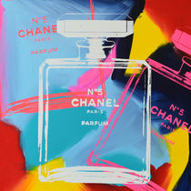 Shane Bowden 特大91x91cm COLOR PALLETTE CHANEL純正フレーム可