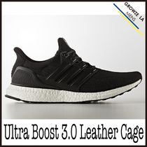 ★【adidas】入手困難 Ultra Boost 3.0 Leather Cage レザー