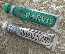 Marvis(マービス) ホワイトニング 【在庫有】Marvis〓 MintToothpaste 75ml×2本