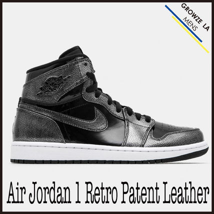 ★【NIKE】期間限定セール Air Jordan 1 Retro Patent Leather