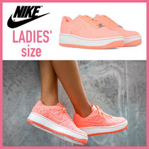 国内即納★希少★NIKE★W AIR FORCE 1 UPSTEP SE★844877 600