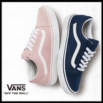【VANS バンズ】Old Skool PINK / NAVY