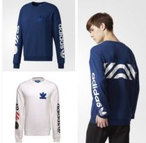 ADIDAS Men's Originals☆ CREW SWEATSHIRT NY BQ0897 98