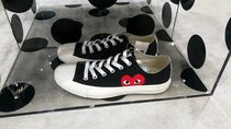 Play×Converse Chuck Taylor All Star '70 Low (black)