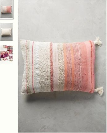 Tax koushoku All Roads Design Woven Sunset pillow cover
