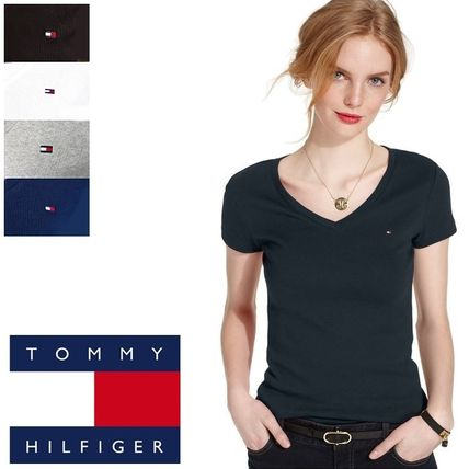 Without ' * sale Tommy Hilfiger flag tee