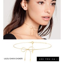 ARE YOU AM I(アーユーアムアイ) ネックレス・ペンダント 新作!*ARE YOU AM I*LILOU CHAIN CHOKER