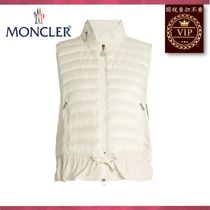 MONCLER(モンクレール) ベスト・ジレ ★2017新作★Hooded quilted down and cotton gilet
