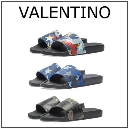 2017 and VALENTINO SS Slide Sandals 3 colors