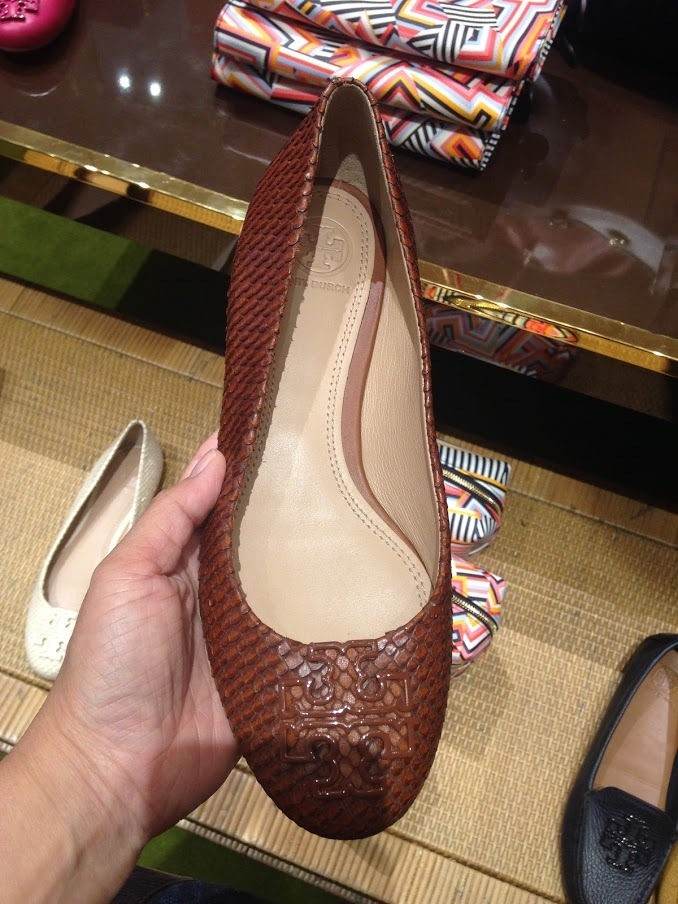 SALE! TORY BURCH★POWRE COATED MELINDA FLAT*3色