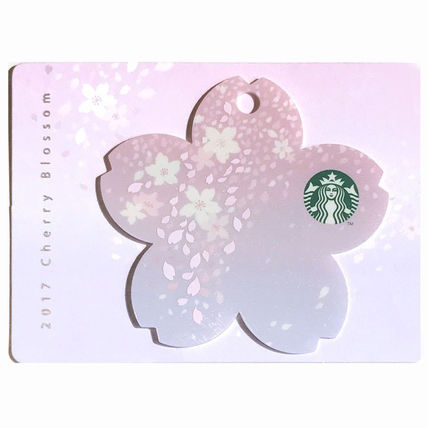 STARBUCKS Korea limited 2017 Sakura card.