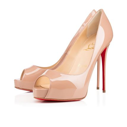 Christian Louboutin パンプス 【ルブタン】 不動の人気☆New Very Prive-120mm パテントレザー(10)