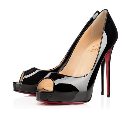 Christian Louboutin パンプス 【ルブタン】 不動の人気☆New Very Prive-120mm パテントレザー(2)