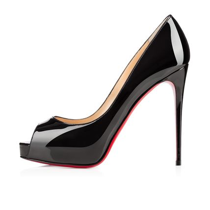 Christian Louboutin パンプス 【ルブタン】 不動の人気☆New Very Prive-120mm パテントレザー(3)