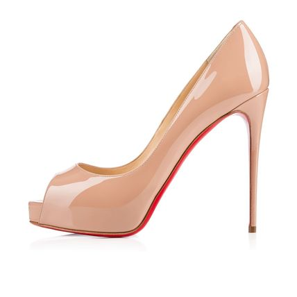 Christian Louboutin パンプス 【ルブタン】 不動の人気☆New Very Prive-120mm パテントレザー(7)