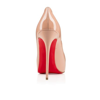 Christian Louboutin パンプス 【ルブタン】 不動の人気☆New Very Prive-120mm パテントレザー(8)