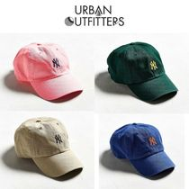 Urban Outfitters(アーバンアウトフィッターズ) キャップ 日本未入荷!urbanoutfitters×NY ロゴキャップ 4色