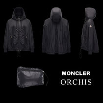 MONCLER 春アウター★ORCHIS ブラック