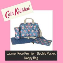 Cath Kidston / Nappy Bag /LATIMER ROSE PREMIUM DOUBLE POCKET
