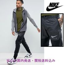 Nike(ナイキ) パンツ Nike Air Joggers In Tapered Fit In Black♪