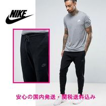 Nike(ナイキ) パンツ Nike Tech Knit Joggers In Tapered Fit In Black♪