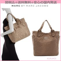 Marc by Marc Jacobs(マークバイマークジェイコブス) マザーズバッグ 関送込☆国内発送☆Marc by Marc Jacobs☆ナイロントートバッグ