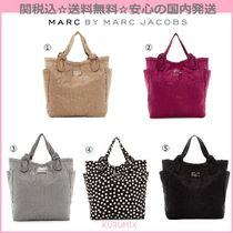 Marc by Marc Jacobs(マークバイマークジェイコブス) マザーズバッグ 関送込☆国内発送 Marc by Marc Jacobs ナイロントートバッグ5色