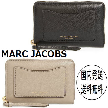 【関税送料込】MARC JACOBS★Standard Continentalミニ財布