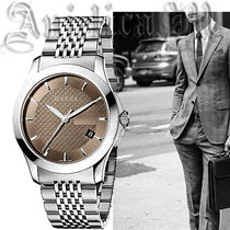 ★関税・送料込★GUCCI G Timeless Men's Watch YA126406