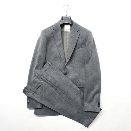 Jil Sander /JIL SANDER and suit set up single 2B woven