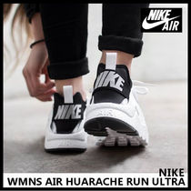 【NIKE ナイキ】WMNS AIR HUARACHE RUN ULTRA 819151-100