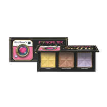 Too Faced(トゥフェイス) フェイスパウダー 【レア】☆数量限定☆ TOO FACED ハイライトブロンザーパレット