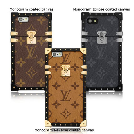 Louis Vuitton ルイヴィトン EYE-TRUNK FOR IPHONE 7