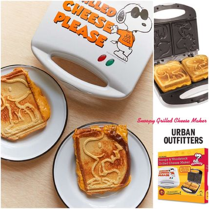 Quantities limited edition Snoopy cheese maker hot grill UO