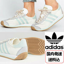 【送料込】adidas * Country OG Trainers / White*