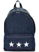 【関税負担】 GIVENCHY DENIM STAR BACKPACK