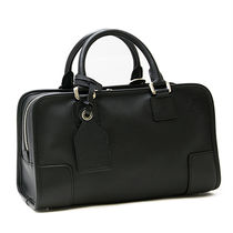 【LOEWE】バッグ☆AMAZONA BLACK/PALLADIUM★2017春夏新作♪